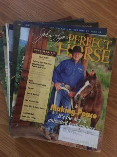 John Lions ~ THE PERFECT HORSE BUNDLE