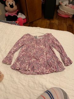Old navy 3T long sleeve