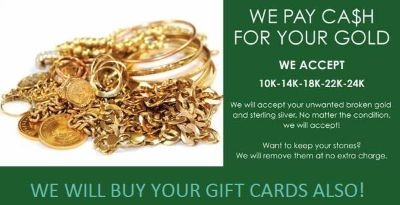 Bring In Your Gold, Silver and Platinum, Leave With Cash Today