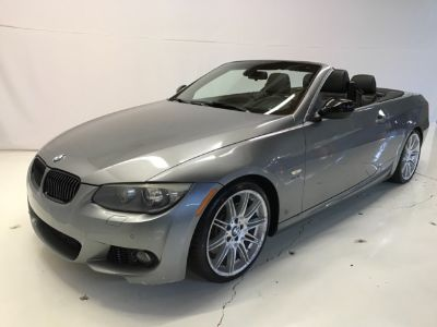 2011 BMW 335is Hardtop Convertible 2dr Conv 335is