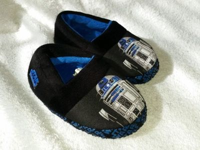 Disney Star Wars R2D2 slippers shoes