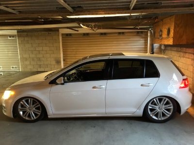 FS: Airlift performance golf mk7 front and rear socal