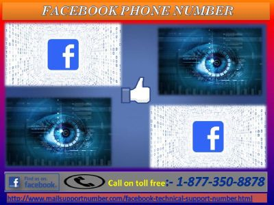 Dial 1-877-350-8878 @ Facebook Phone Number   if you want just right answer for Issue