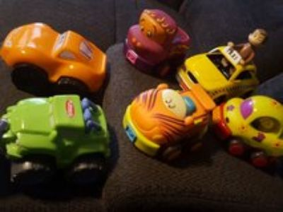 miscellaneous toy cars
