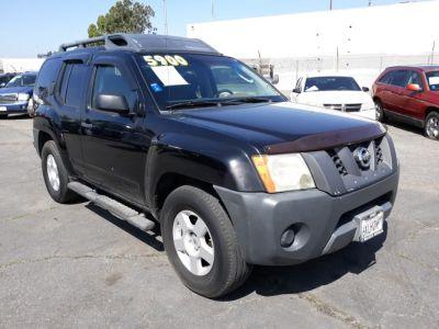 2007 Nissan Xterra X (Black)