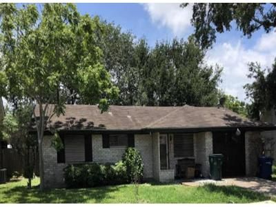3 Bed 1 Bath Foreclosure Property in Corpus Christi, TX 78412 - Bonner Dr
