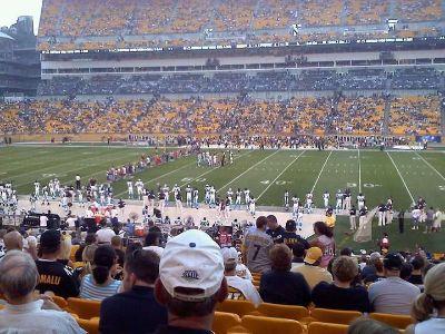 4 Pittsburgh Steelers 2019 Season Tickets