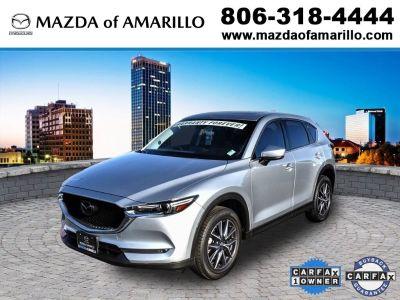 2018 Mazda CX-5 Grand Touring FWD (silver)