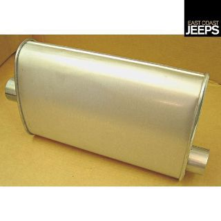 Sell 17609.06 OMIX-ADA Muffler 2.5L, 93-95 Jeep YJ Wranglers, by Omix-ada motorcycle in Smyrna, Georgia, US, for US $188.48