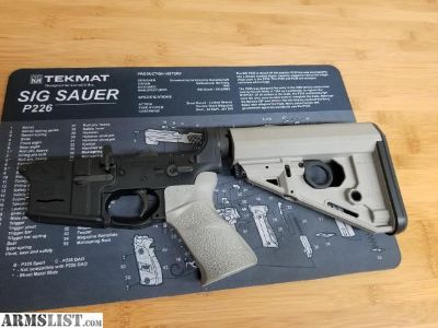 For Sale: PSA AR15 Complete Lower