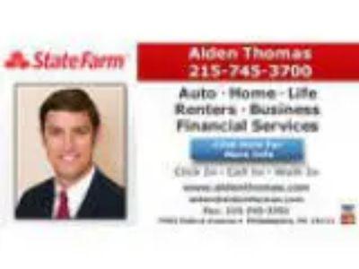 Alden Thomas - State Farm Insurance Agent