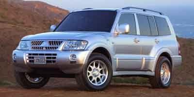 2003 Mitsubishi Montero Limited (GREEN)