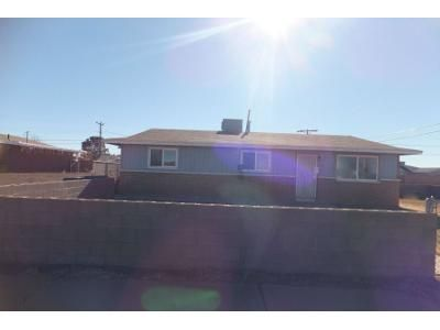 3 Bed 2 Bath Preforeclosure Property in Winslow, AZ 86047 - Henderson St