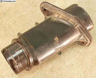 69-79 Left or right Heater duct Bakelite Tube