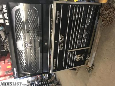 For Sale: Dodge Ram Snap on tool box