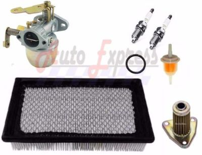 Sell EZGO MARATHON GOLF CART TUNE UP KIT 1991-1994 4 CYCLE AIR FILTER CARBURETOR motorcycle in Lapeer, Michigan, United States, for US $58.98
