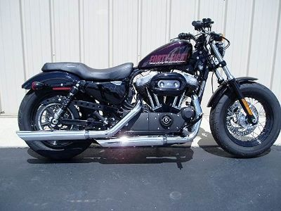 2014 Harley-Davidson Sportster Forty-Eight Sport Motorcycles Carroll, OH