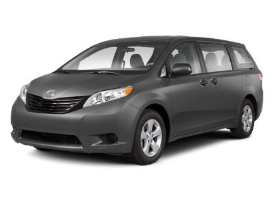 2011 Toyota Sienna XLE 8-Passenger (Gray)