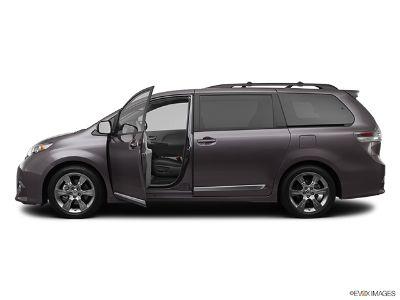 2012 Toyota Sienna XLE 7-Passenger Auto Access Se (PREDAWN GRAY)