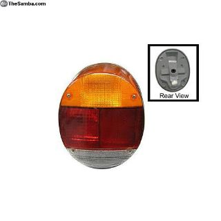 133945098A. Tail Light Assembly, Bug ' 73 - ' 79