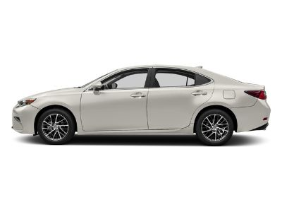 2018 Lexus ES 350 (Eminent White Pearl)