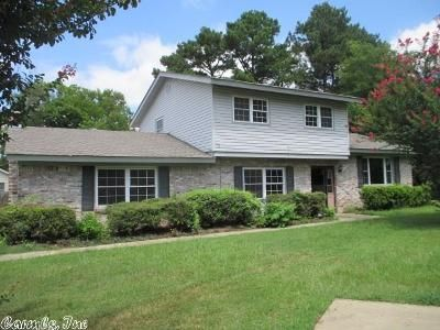 4 Bed 3 Bath Foreclosure Property in Conway, AR 72034 - Broadmoor Dr