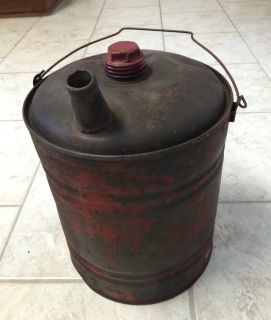 Antique Gas Can