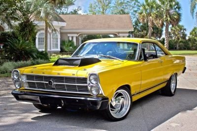 1966 Ford Fairlane 500 GT DOVE-A 429 ENGINE
