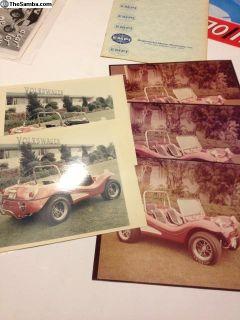 Original Empi Imp dune Buggy photos