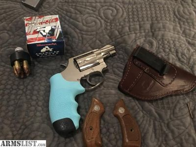 For Sale: S&W Model 37 Chief s Special