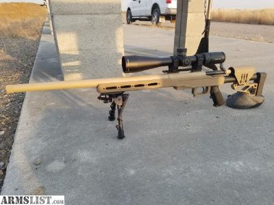 For Sale: Remington 700 .308 match