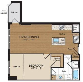 $5430 1 apartment in Reston