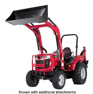2019 Mahindra 1635 Shuttle OS Compact Tractors Bandera, TX