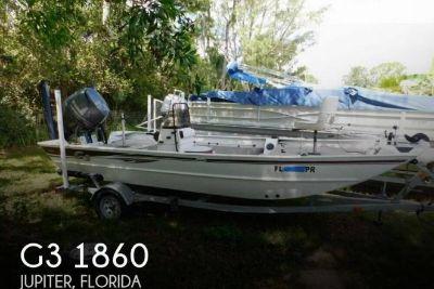2012 G3 Boats 1860