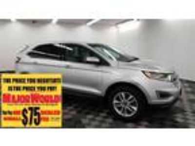 2015 FORD Edge with 90906 miles!