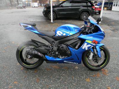 2015 Suzuki GSX-R600 SuperSport Motorcycles Springfield, MA