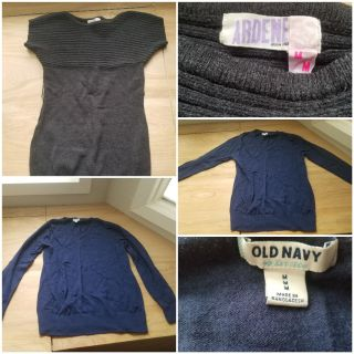 Multiple womens clothing