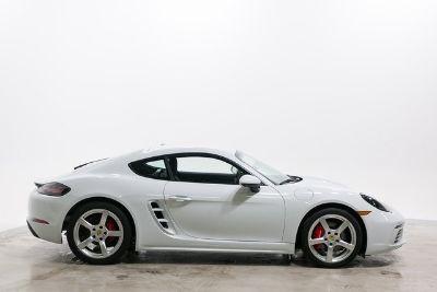 2017 Porsche Cayman S (Carrara White)