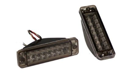 Find VW JETTA GOLF MK1 MK2 SMOKED LED TURN SIGNAL BUMPER MARKER LIGHTS - LIGHT SMOKE motorcycle in Watertown, Massachusetts, United States, for US $23.90