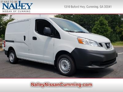 2018 Nissan NV200 Compact Cargo I4 S (Fresh Powder)