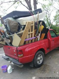 Tree/brush /debris/trash removal and more