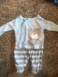 Preemie outfit