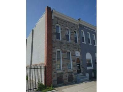 3 Bed 1 Bath Foreclosure Property in Baltimore, MD 21213 - E Biddle St