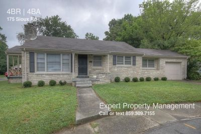 Single-family home Rental - 175 Sioux Rd