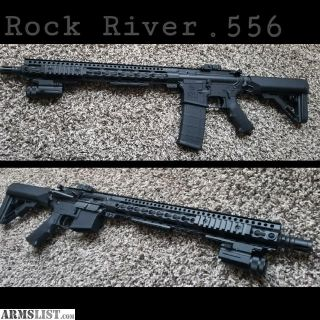 For Sale/Trade: Rock River AR15