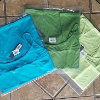NWT The Limited Basic Camis Size M