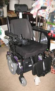 Invacare TDX SP Power Wheelchair - Multiple Power Seating
