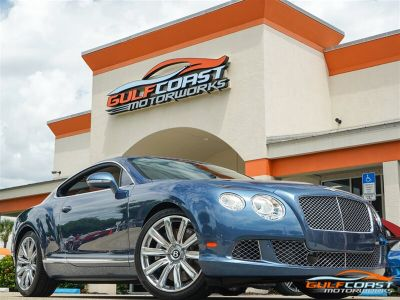2013 Bentley Integra Base (Pale Sapphire Metallic)