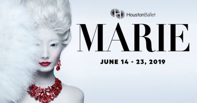 "Last (2) ""MARIE"" Houston Ballet Lower Level/Aisle Seats - Sun, June 22 - 2pm - CHEAP!"
