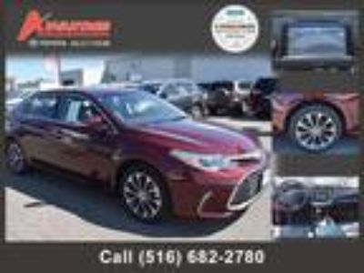 $22798.00 2016 TOYOTA Avalon with 4600 miles!